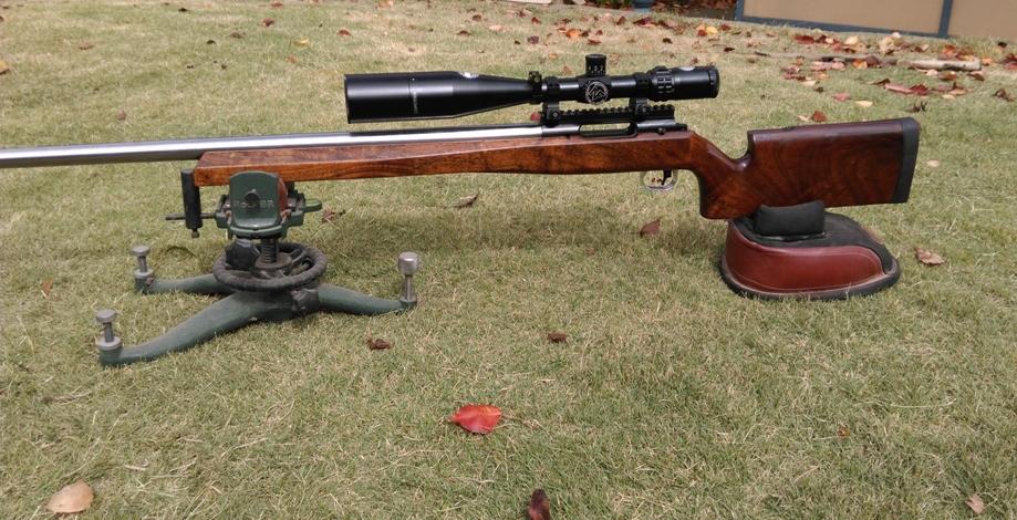 Gunsmith, South Australia - Ziersch Custom Rifles