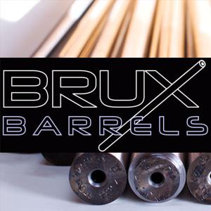 Brux Barrels have arrived!