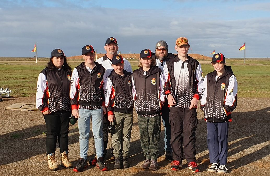 SA Junior F Class Team a pleasing result